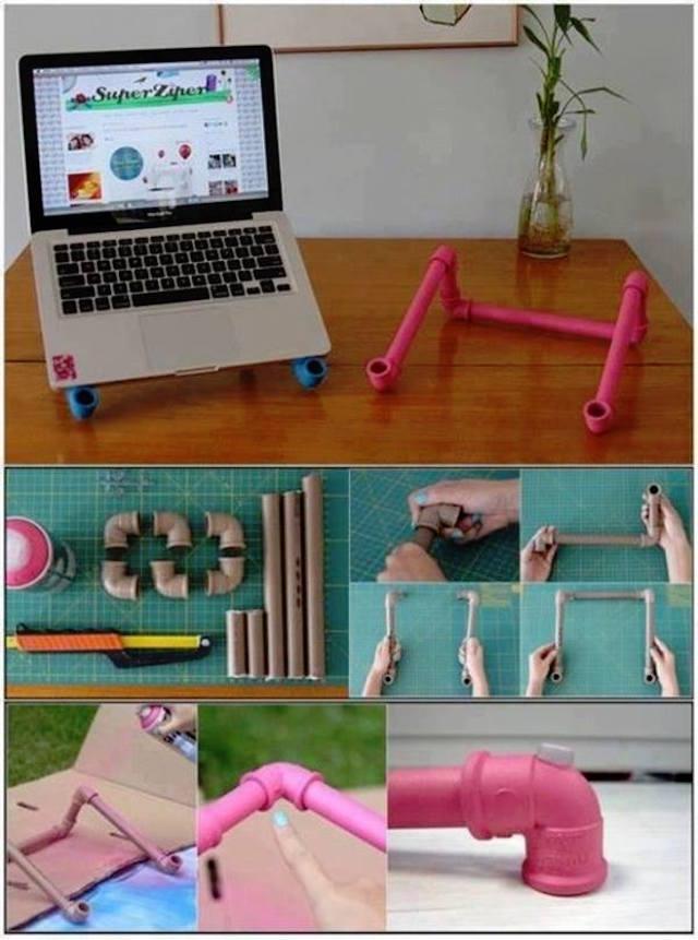 DIY: 25 Idea Bina Barangan Rumah Dari Paip PVC