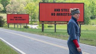 Fotograma de Tres anuncios en las afueras