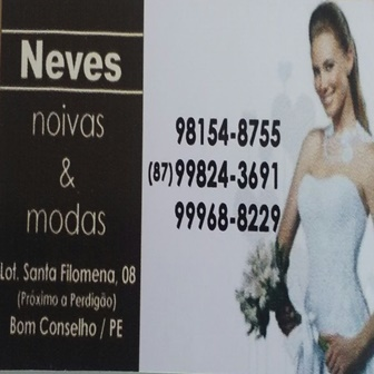 NEVES NOIVAS E MODAS