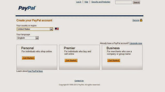 facebook like paypal: How To Get Verified Paypal Account