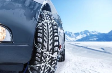 Renting Vehicles With Snow Tires