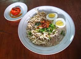 Resep Mie Celor Palembang 1