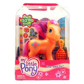 My Little Pony Sew-and-So Rainbow Ponies Bonus G3 Pony