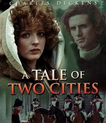"""Dickens's """"A Tale of Two Cities"""" a historical novel"""