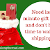 Ten Last Minute Online Gifts You Don't Have to Ship