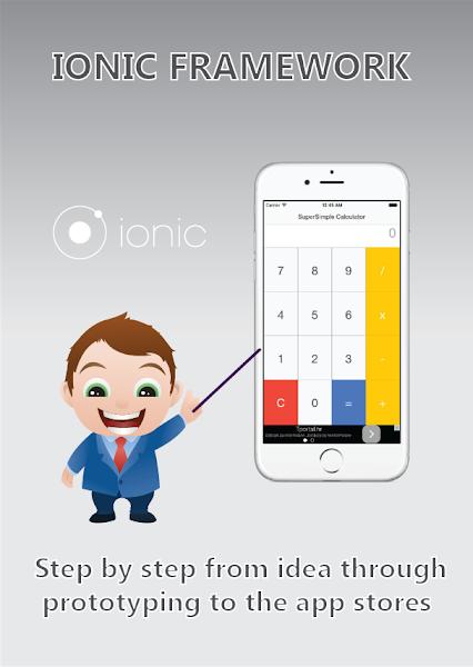 Ionic framework free book