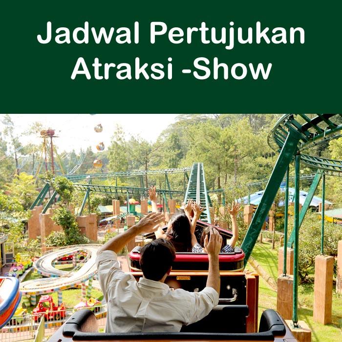 Jadwal Atraksi Show Taman safari Cisarua