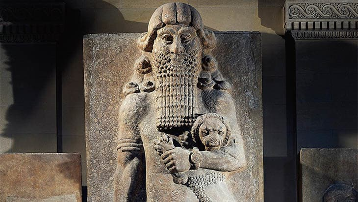 mitoloji, sümer mitolojisi, din ve mitoloji, A,Gılgamış hakkında,Gılgamış kimdir?, mezopotamya mitolojisi, Tummal yazıtı,Gılgamışın mezarı