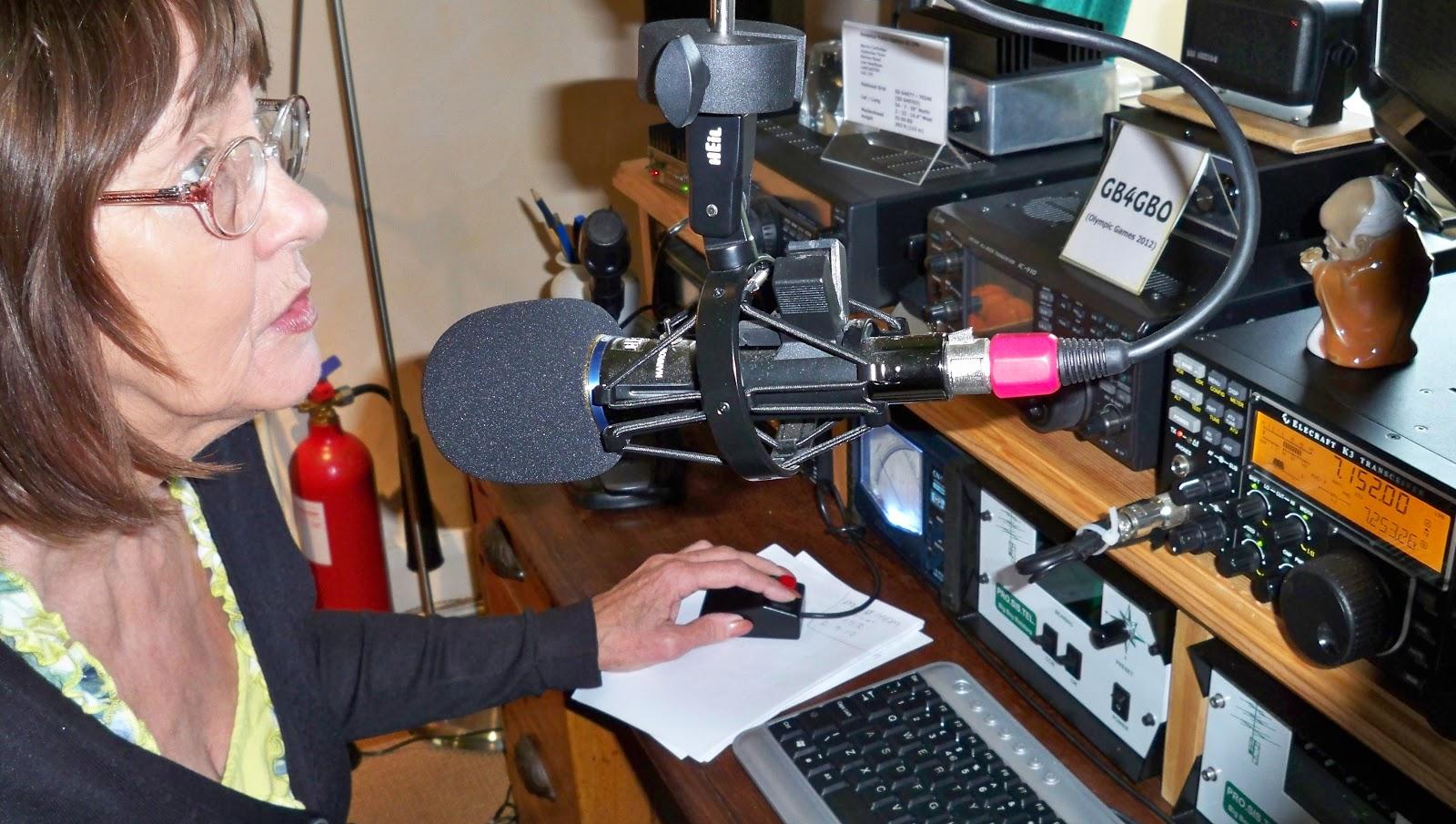 Amateur Radio Contest 4