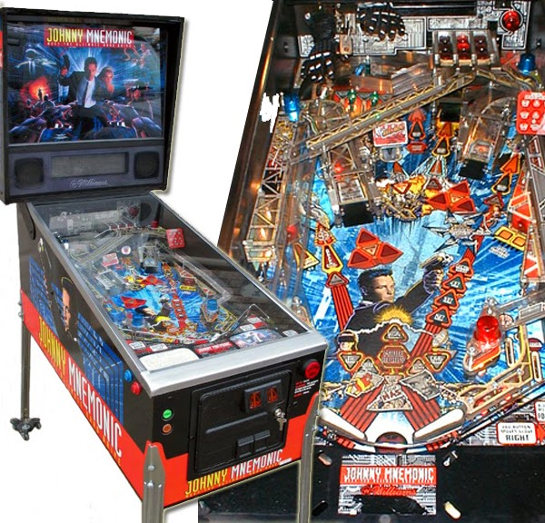 Pinball Johnny Mnemonic
