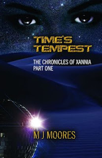 Excerpt: Time's Tempest by M. J. Moores