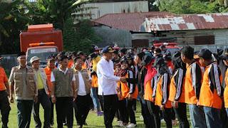 Genius Umar : Setiap Desa/Kelurahan Harus Memiliki  Kelompok Siaga Bencana
