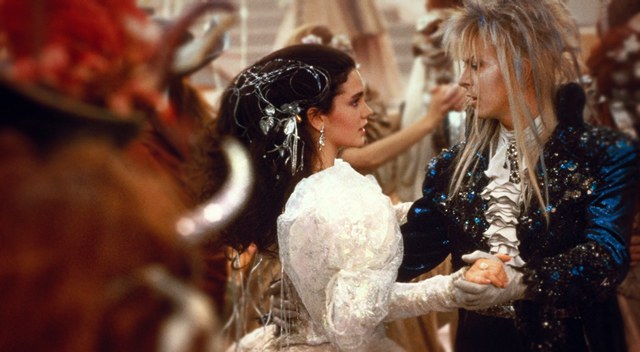 Cena do filme Labirinto: A Magia do Tempo (Labyrinth)