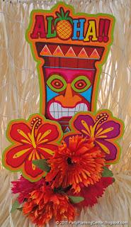 Free Printable Hawaiian Luau Decorations Craftjuice Handmade