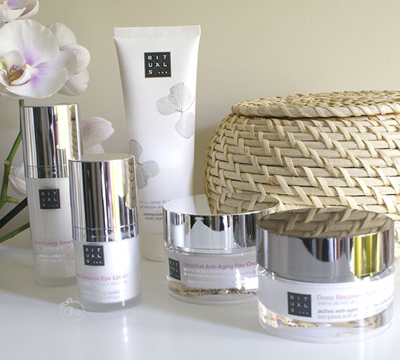 Rituals Skin Care cremas
