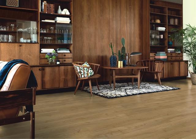 Pergo Sensation Collection, Manor Oak, plank-
