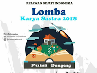 Lomba Cipta dan Baca Puisi serta Mendongeng 2018 di Relawan Sejati Indonesia