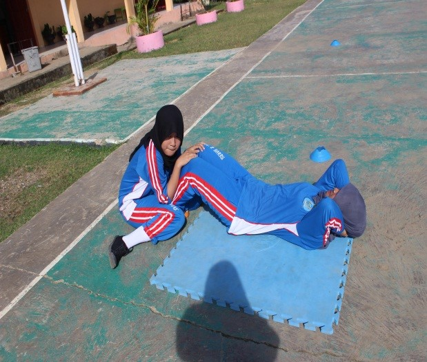 LATIHAN SIRKUIT (Circuit Training) 2
