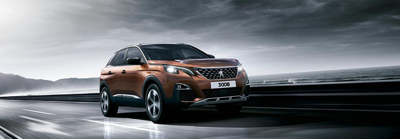 Nuova Peugeot 3008-SUV prezzi | Prezzo base e listino ufficiale