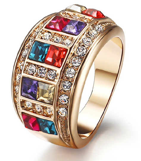 New Diamond And Gold Engagement Rings 2014
