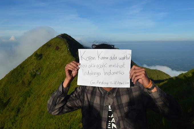 Indonesia Itu Negeri Indah, Bukan?