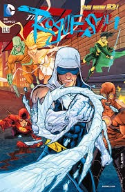 The Rogues run free in Flash 23.3