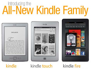 All-New Kindle Family