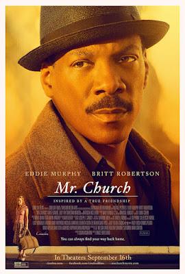Mr. Church Poster