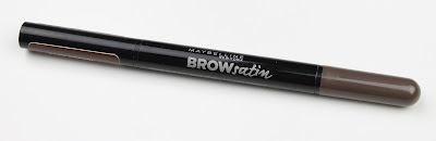 Maybelline Brow Satin Duo Dark Brown review
