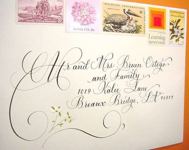 How To Address Wedding Invitations To Families