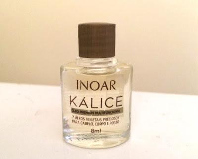 oleo kalice inoar low poo resenha