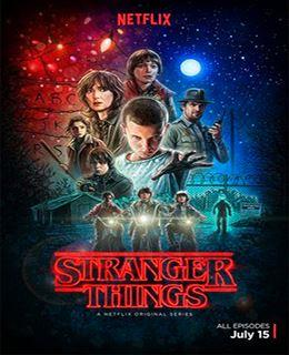 Stranger Things 1° Temporada Torrent Dublado – Download (2016)