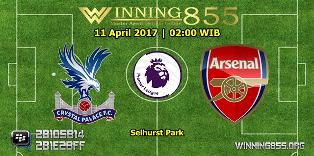 Prediksi Skor Crystal Palace vs Arsenal 11 April 2017