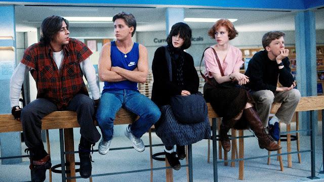 Filmes Clássicos Clube dos Cinco