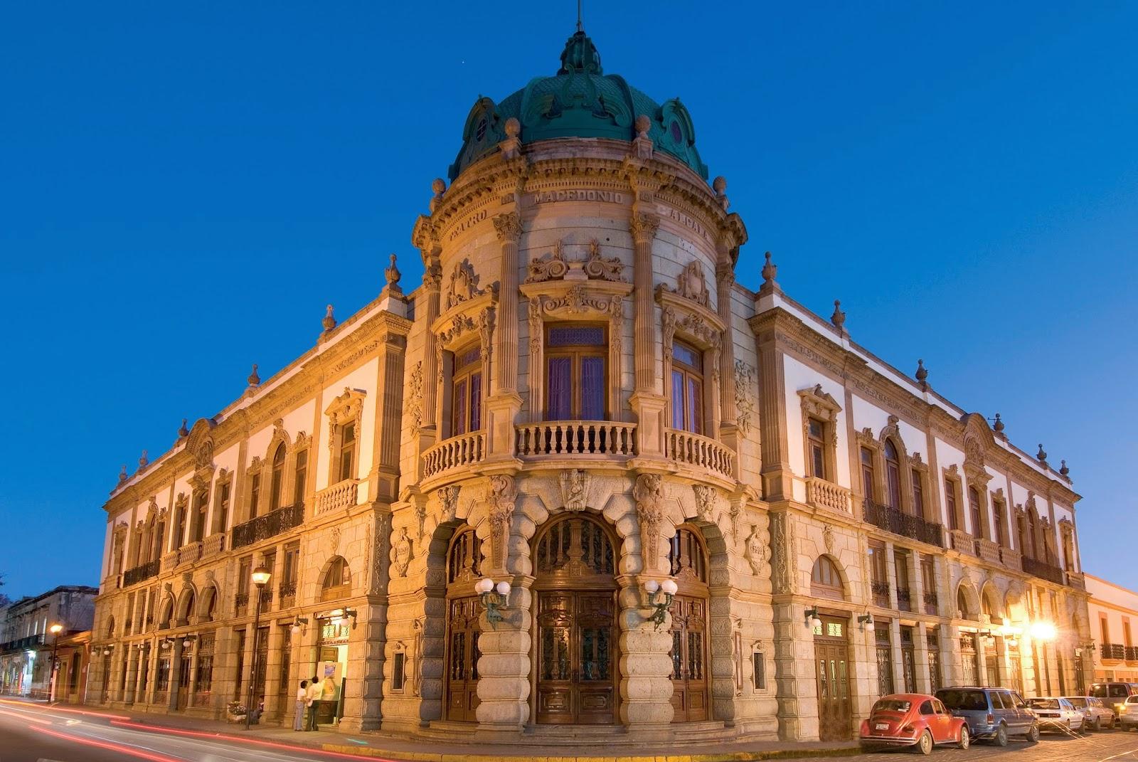 Turismo en la ciudad de oaxaca fiestas y tradiciones for El tiempo en la joya antequera