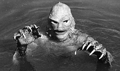 Creature from the Black Lagoon 1945 movie still