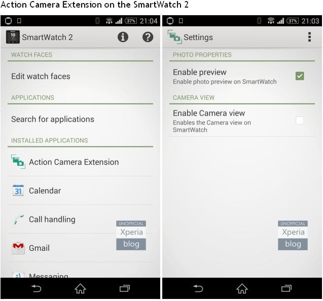 Sony Rilis Aplikasi Action Camera Extension