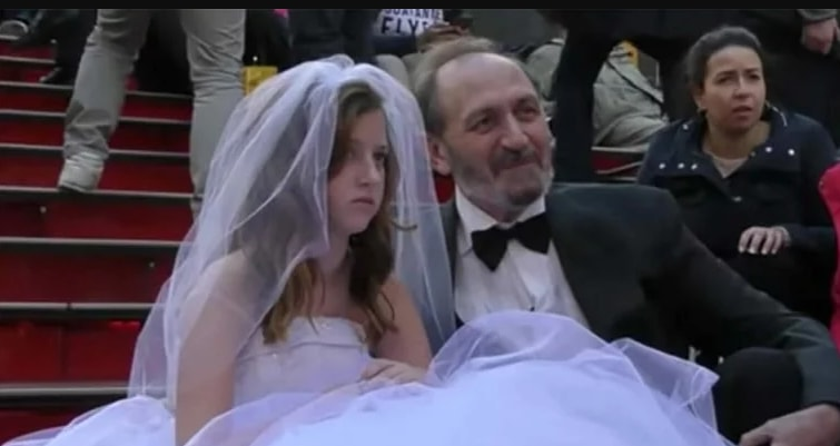 He's 65, She's Only 12. Look At How People Reacted To Their Marriage