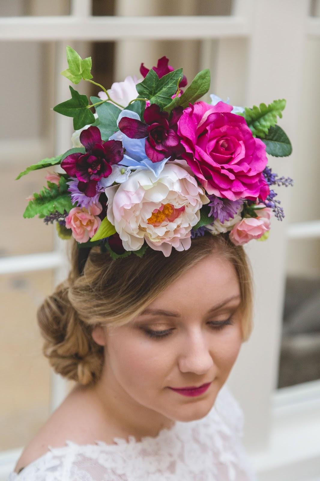 Bristol Vintage Wedding Fair Flora Bella Beautiful Couture Flower