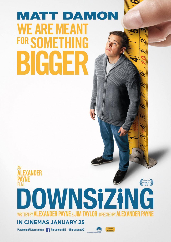Nonton Film Downsizing (2017)