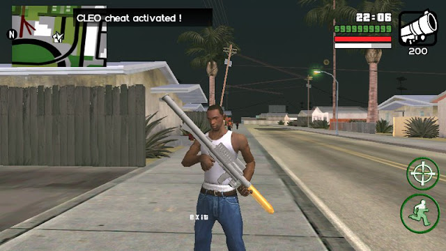 GTA V Rocket Launcher For GTA SA Android Download by rizky game download heat seeker rpg mod