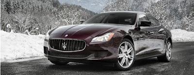 New Photos of Maserati Quattroporte