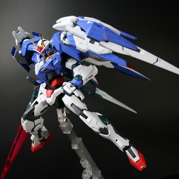 Tumacher Gunpla Inochi Mg Gundam 00 Raiser Review By Atsupo3 Already Released 6500 Yen