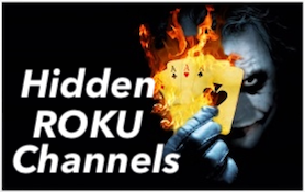 Unofficial Roku Channels from mkvXstream