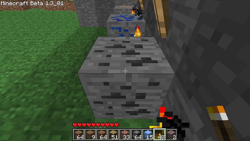 Minecraftitalia Tutti I Minerali Pietre Preziose Di Minecraft