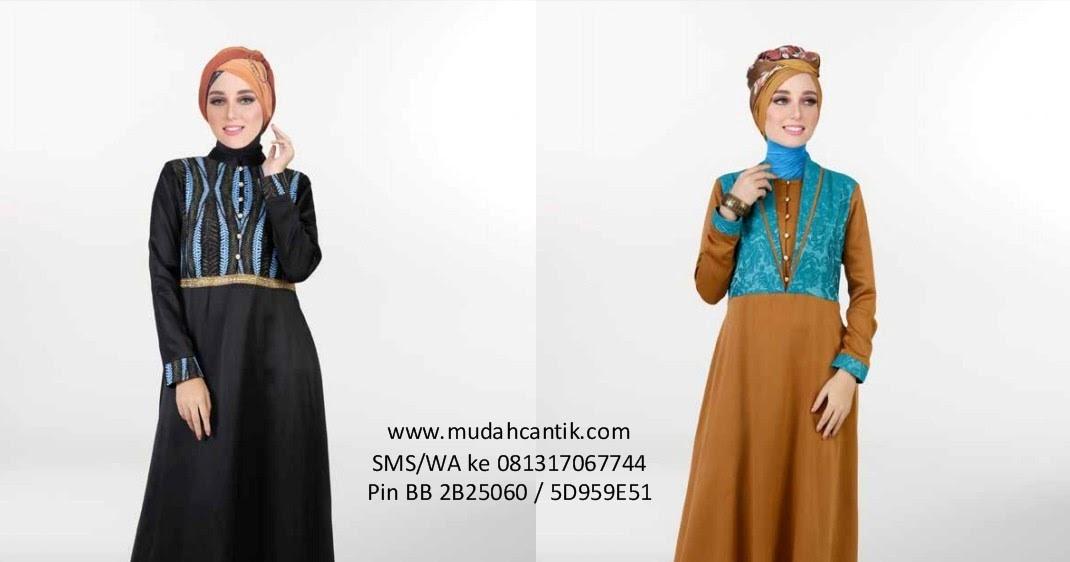 Baju lebaran 2017 baju muslim toko baju dan celana murah Baju gamis 2017 dan harganya