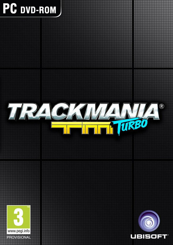 Trackmania Turbo Download Cover Free Game