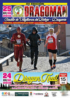 Carreras Dragoman y Dragontrail