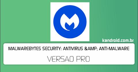 Segurança da Malwarebytes Antivirus & Anti-Malware APK MOD PREMIUM