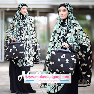 4 Dokter barbie Tika  cantik wearing Mukena Najwa super duper Best Seller 😍